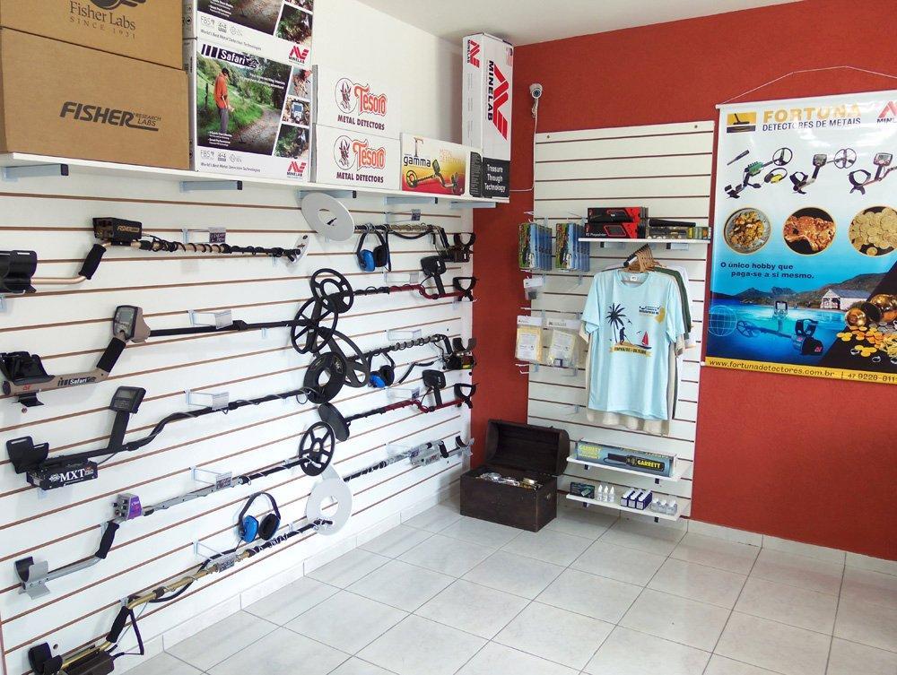 Fotos da loja